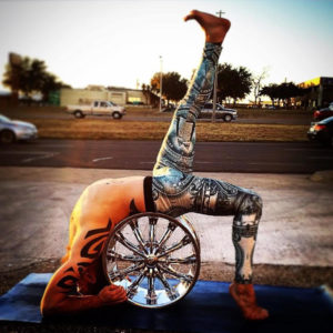 My #DIRTYSEXYYOGA Valentine's @ The Spokesman | Austin | Texas | United States